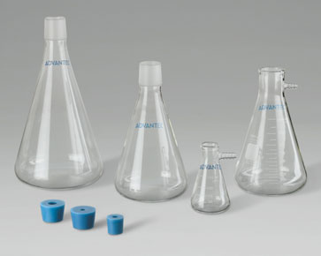 Filter Flasks and Stoppers