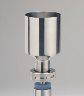 Stainless Steel Filter Holder